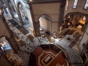 Florence Duomo, Santa Maria del Fiore Cathedral in Italy.